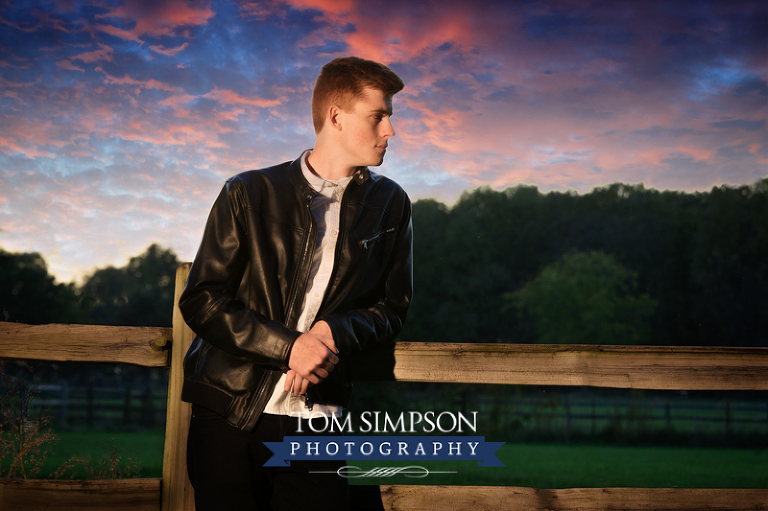 high school senior boy portraits ft madison ia